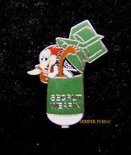 SECRUT WEAPIN ATOMIC A BOMB MANHATTAN PROJECT B-29 HAT LAPEL PIN UP US ARMY WOW