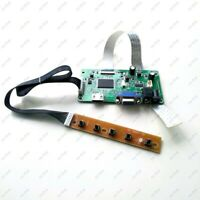 For B116XTN02.1/2/3 WLED EDP 30 pin 1366*768 LCD screen controller board DIY kit