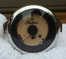 INDIAN MOTORCYCLE FUEL GAUGE CHIEF CLASSIC VINTAGE SPRINGFIELD