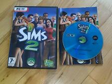Les Sims 2 Pc DVD Rom Jeu de Base Windows