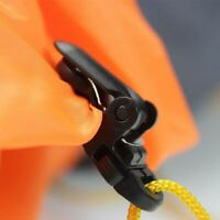 10X Clamp Snap Tarp Anziehen Werkzeug Überlebens Camping Zelt Halter Abgreif
