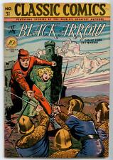 Classics Comics #31 ORIGINAL 1st EDITION - The Black Arrow  VG/FN 5.0