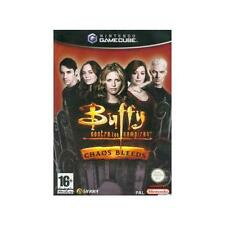 Pal version Nintendo GameCube Buffy Vampire Slayer