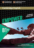 Cambridge English Empower Intermediate Student's Book by Doff, Adrian|Thaine, Cr