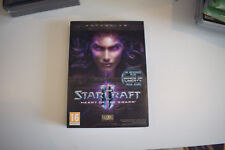 starcraft 2 II extensions heart of the swarm pc neuf