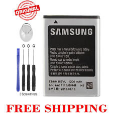 New OEM EB494353VU Battery Replacement For Samsung Galaxy Mini S5570 S5250 S5330
