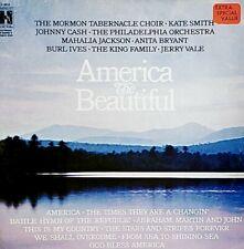 God Bless America The Mormon Tabernacle Choir America The Beautiful Vinyl LP