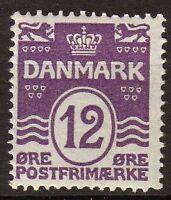 Danmark 1921-30 Christian X. SC A10 #96. MNH P258 P258