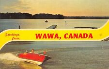 Greetings From Wawa Ontario ONT 235