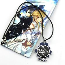 Sword Art Online Pendant Necklace Cosplay Accessory