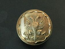 Lanarkshire Yeomanry Military Button Military Button. 23.5mm. Wm Anderson