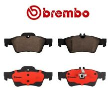 NEW Brembo Premium Ceramic Rear Disc Brake Pad Set P50052N For MB C216 W211 R230