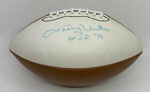 "Johnny Unitas "" HOF 1979 "" Signed Full Size Wilson Football JSA LOA Colts HOF"