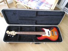 FENDER  JAZZ  BASS  DELUXE  5-STRING  USA MADE