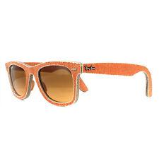 Ray-Ban Sunglasses Wayfarer 2140 11653C Denim Orange Orange Brown Gradient 50 M