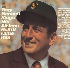 Tony Bennett - Sings His All-Time Hall of Fame Hits (1997)  CD  NEW  SPEEDYPOST