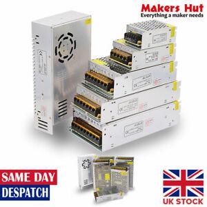 Regulated Switching Power Supply 3.3V 5V 9V 12V 18V 24V 36V 48V Universal DC PSU