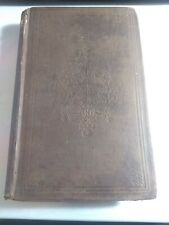 Lectures Read to the Seniors in Harvard College by Edward T. Channing Antique