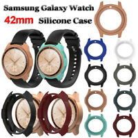 Silicone Case Protective Shell Cover Protector For Samsung Galaxy Watch 42mm