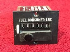 """XO TECHNOLOGIES 2"""" FUEL TOTALIZER MODEL AT-208-1"""