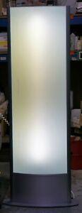 Leuchtsäule Arcuato 594 x 1682 TL2xA1 für Innen- und Außenwerbung