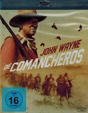 BLU-RAY NEU/OVP - Die Comancheros - Stuart Whitman & John Wayne
