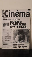 Cine - N º 566-1A 15 Diciembre 1996 - Cuando IMPRESIÓN S Y Pegamento