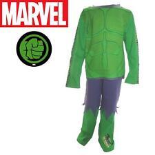 MARVEL The Incredible Hulk Enfants Coton Pyjamas À Manches Longues Haut et Bas