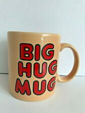 Vtg Big Hug Mug FTD As Seen On HBO Show True Detective Matthew McConaughey