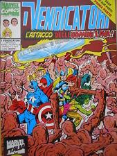 I Vendicatori n°2 1994 ed. Marvel Italia [G.212]