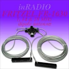 FRITZEL FR-1630 150W 7/14/28 MHz FD3 HF DIPOLE ANTENNA + livraison rapide FR1630