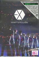 EXO-EXO PLANET #2 ?THE EXO'LUXION IN JAPAN?-JAPAN 2 DVD K81 zd