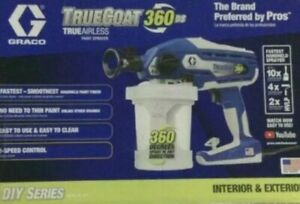 Graco TrueCoat 360 DS Electric TrueAirless Sprayer NEW FREE FAST SHIPPING