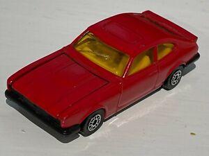 Corgi Juniors Red Ford Capri 3.0 S