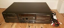 Technics Stereo Cassette Deck RS-TR474 - Made In Japan - PAT tested