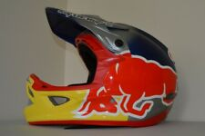 Troy Lee D3 Red Bull Helmet size L