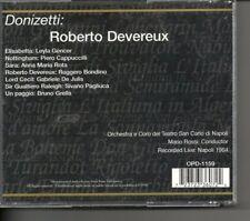 DONIZETTI:  ROBERTO DEVEREUX Gercer & Cappuccilli 1964 Milan 2CDs