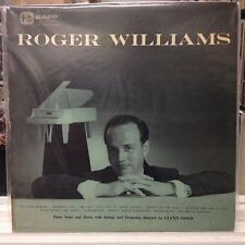 VG+/EXC LP~ROGER WILLIAMS~Self Titled~[Original 1956 KAPP~MONO Issue]~