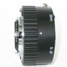 Nikon AF tubo di prolunga per foto MACRO L=36mm con trasmissione elettrica -3360