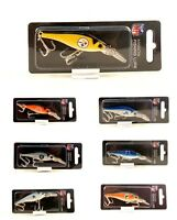 Assorted NFL Team Minnow Fishing Lures