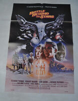 Battle Beyond The Stars Folded One Sheet Original Movie Poster 1980