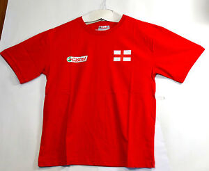 WORLD CUP GREATEST MOMENTS - ENGLAND 66 -  FOOT BALL SHIRT NEW - SIZE LARGE