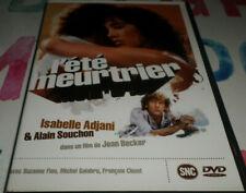 DVD - L ETE MEURTRIER / alain souchon isabelle adjani / DVD NEUF