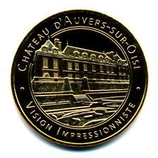 95 AUVERS-SUR-OISE Château, 2017, Monnaie de Paris