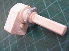 "Lorlin Rotary Secteur Interrupteur On/Off Switch 4 A 250Vac Max 1/4"" Broche D plat CC09"