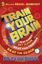 Train Your Brain-Kawashima, 9780141325699
