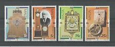 MALTA 1995 TREASURES SG,1000-1003 UM/M NH LOT 2214A