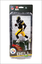 McFarlane NFL Series 35 Le'Veon Bell - Pittsburgh Steelers black jersey VHTF