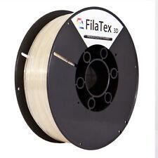 Premium PLA Filament  Rolle Transparent Klar 1,75mm 1KG für 3D Drucker FilaTex3D