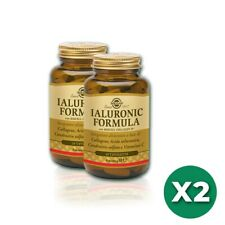 Solgar Collagene Acido Ialuronico Complesso Compresse - Confezione di 30